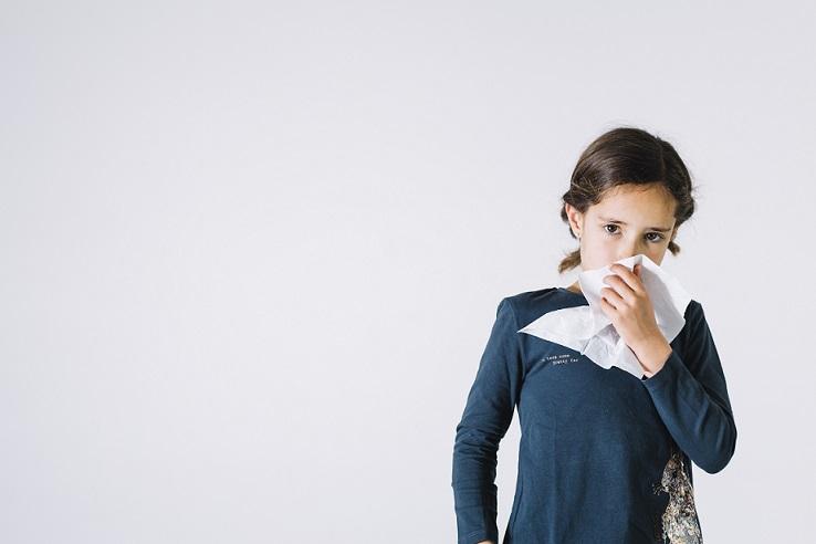 El impacto de la rinitis alérgica en la vida cotidiana de los niños