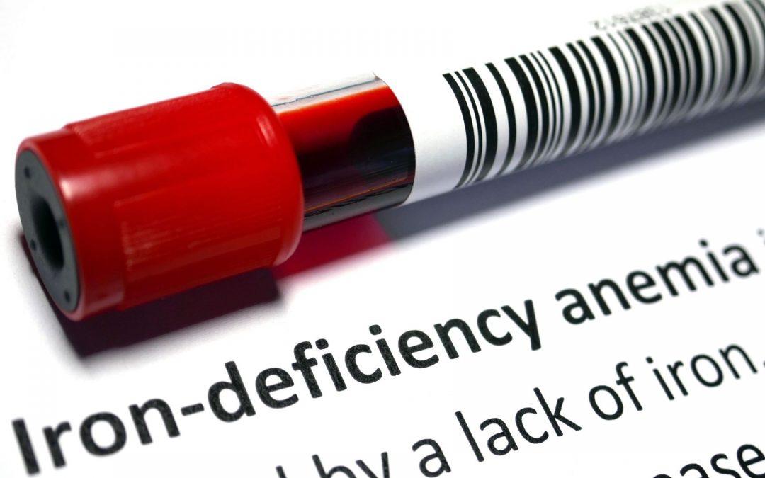 Deficiencia de hierro sin anemia: definición diagnóstica