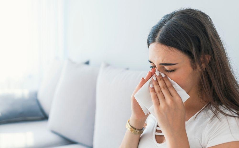 Trastornos del estado del ánimo y rinitis alérgica
